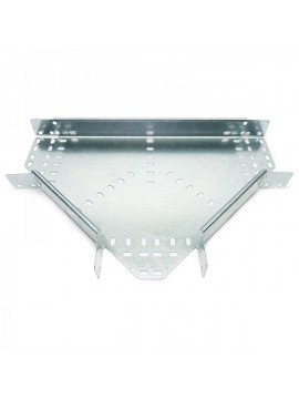 Unistrut Cable Tray Medium Duty Equal Tee 150MM Pre-Galvanised (TUMT150PG) - Quantity Pack 1