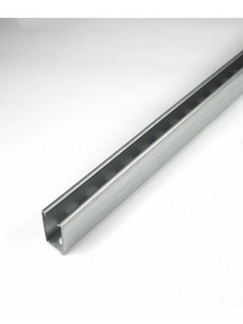 Unistrut 41x62 Pre-Galvanised Channel 6m